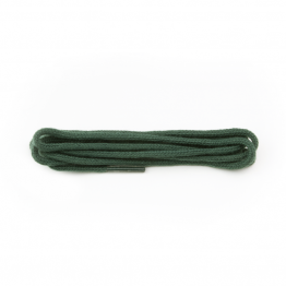 Green Round Shoelaces