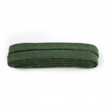 Green Trainer Laces: Shoe String 9mm