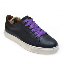 Purple Flat Laces