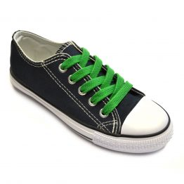 Emerald Green Trainer Laces