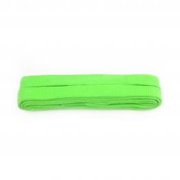 Flo Green Trainer Laces