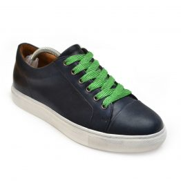 Green Flat Laces