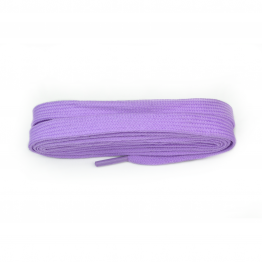Lilac Trainer Laces