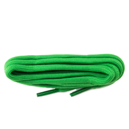 green boot shoelaces
