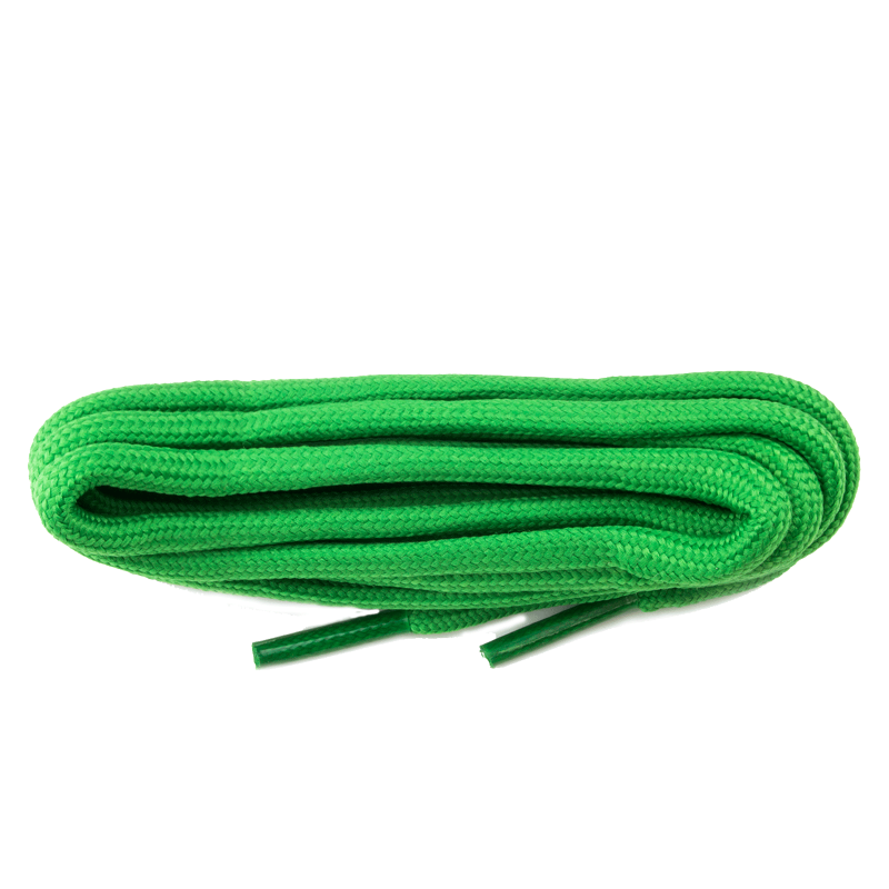 Green DM Cord Laces - Shoestring Yeezy