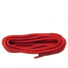 red dm cord shoelaces for hiking boots sneakers