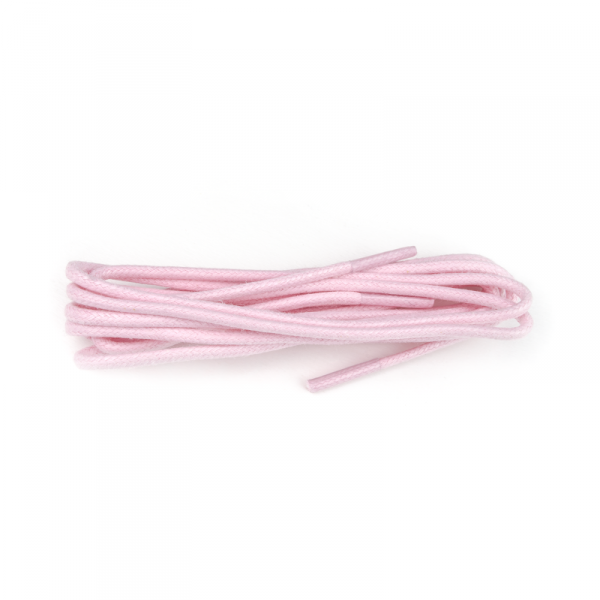 9f27f94140fb Pastel Pink Waxed Laces  Shoe String Waxed Cotton Shoelaces