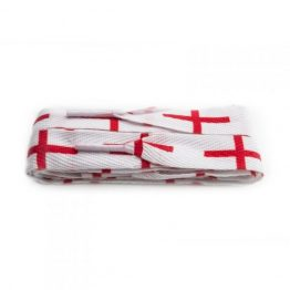 St.George Printed Flat Laces