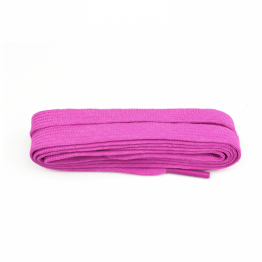 Fuchsia Trainer Laces