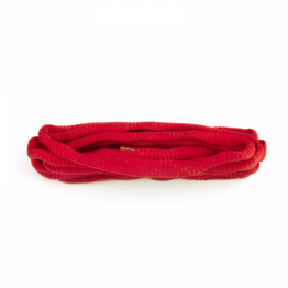 Red Knobbly Sport Laces