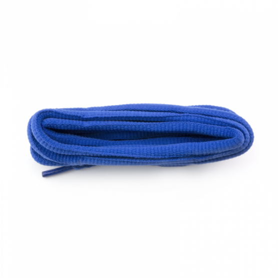 Royal Blue Oval Sport Laces