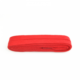 Red trainer laces