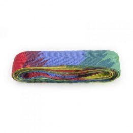 Abstract Rainbow Printed Lace