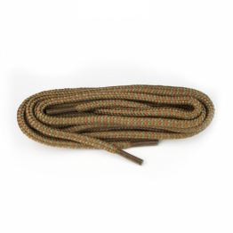 Khaki & Tan Hiking Boot Laces
