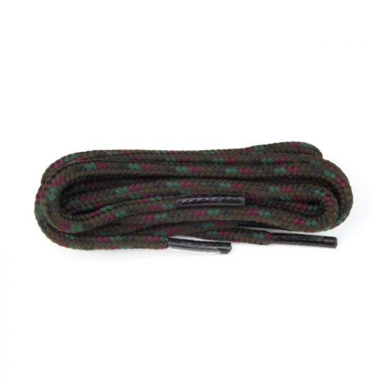 Multi Browns Hiking Boot Laces