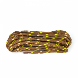 Walking Tan/Yellow Wide- 150cm Fleck Laces - 150cm