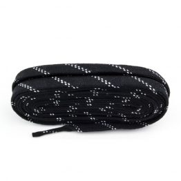 black shoelaces for skate shoes