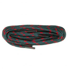 green sneaker hiking boot laces