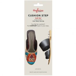 cushion-step-soft-gel for sandals insoles