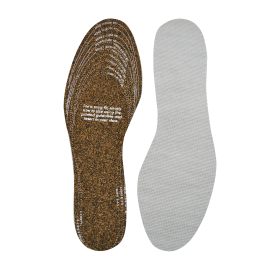 Cork Insoles: Cork Insoles for Shoes.