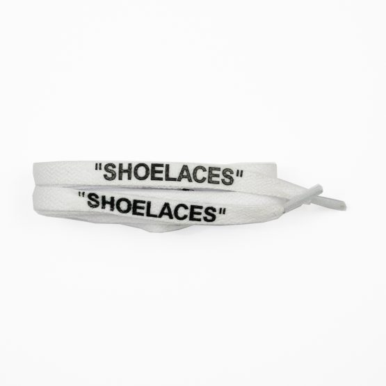 OFF WHITE Style Shoelaces